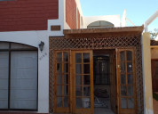 arriendo casa cuatro dormitorios en arica