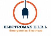 TÉcnico electricista certificado sec