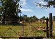 Terreno con casa en pufufi valdivia