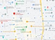 Arriendo departamento a 3 cuadras de metro cumming