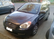 Hyundai accent 2006 semi full 139.000 kms
