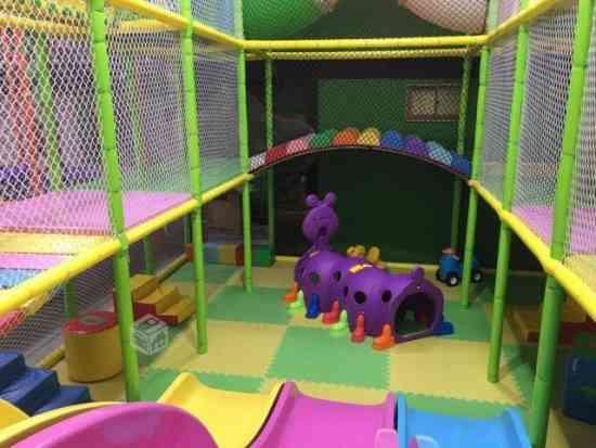 parque de trampolines