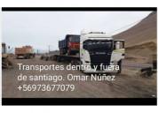 Retiro escombros cerrillos maipu +56973677079flete