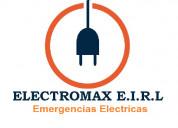 Tecnico electric con certificacion sec 24 horas