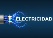 Maestro experto en electricidad atiende las 24 hrs