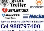 Trotter junkers splendid gasfiter c 988797400 viña