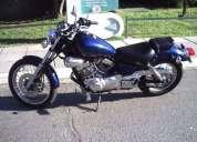 Vendo espectacular moto yamaha xv 250 s ano 2013