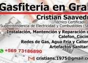 Gasfiter certificado sec