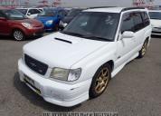 Subaru forester 97 al 2002