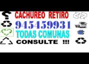 Cachureos todo peñaflor  94545 9931 condominios.-
