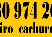 Desperdicios y cachureos retiramos 93097 4261 --