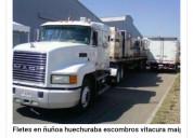 Flete retorno osorno a santiago +56973677079 hoy