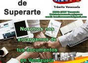 Apostilla, legalización, certificación consular