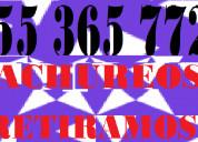 Cachureos retiro metropolitana enseres 95536 5772