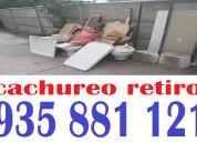 Retiro cachureos  93588 1121  varios  comunas.--