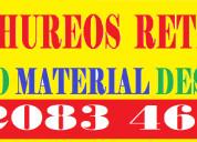 Cachureos retiro 92083 4691 maipu.. hurtado bosque