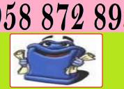 Cachureo retiro todas comunas 95887 2899 .-