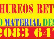 Mobiliario domestico retiro cachureo 92083 6472