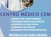 Centro  médico cem