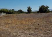 Terreno 5180 m2  vende directo dueÑo en san felipe
