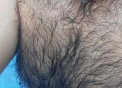Hombre de pelo en pecho busca mujer  para sexo oca