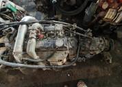 Motor nissan td42 con turbo para camión motores