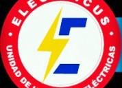 Electricus, instalaciones electricas