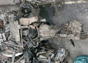 Motor isuzu 4jg2 3.200cc con caja mecánica 4x4