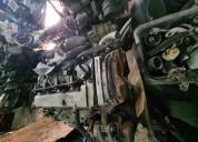 Motor hyundai d4cb