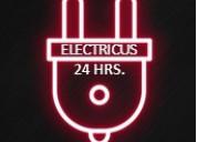 Proyectos electricos,, trabajamos en pandemia