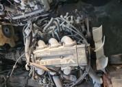 Motor mazda mpv con caja automática