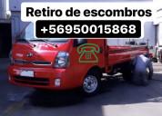 Retiros de escombros la serena coquimbo9.50015868