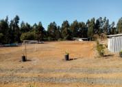 Terreno habitacional 6 hectáreas en coronel