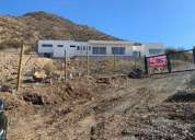 Rinconada de los andes vendo parcela con hermosa casa 10 553 m2 de terreno con 190 m2 3 dormitorios