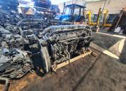 Motor camión scania dc12