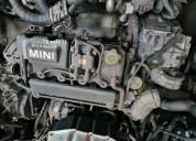 Motor de mini cooper