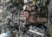 Motor mitsubichi canter 3.9 turbo