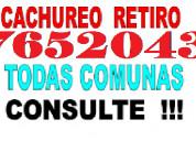 Cachureos retiro 976520432  maipu hurtado bosque