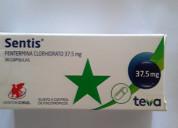 Sentis,elvenir 37.5 mg.+56945748668
