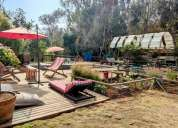 Lugar nativo en cachagua 5 dormitorios 5300 m2