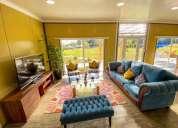 Esplendida parcela con dos casas camino a loncotoro llanquihue 6 dormitorios 5000 m2