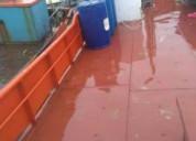 Barco pesca artesanal 14.85 mts