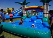 Juego inflable acuático
