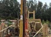 Construccion de pozos en acero o pvc.