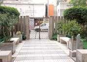 Departamento en calle lord cochrane stgo centro 2 dormitorios 45 m2