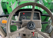 Tractor john deere 6430 con cargador