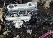 Motor hyundai mighty  reacondicionado  modelo d4an