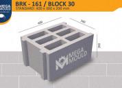 ¡promociÓn de moldes para bloqueras!