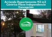 Amplio departamento centrico frente a plaza independencia 3 dormitorios 113 m2