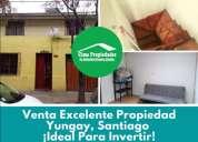 Amplia propiedad 270 m2 para invertir y obtener dividendos 10 dormitorios